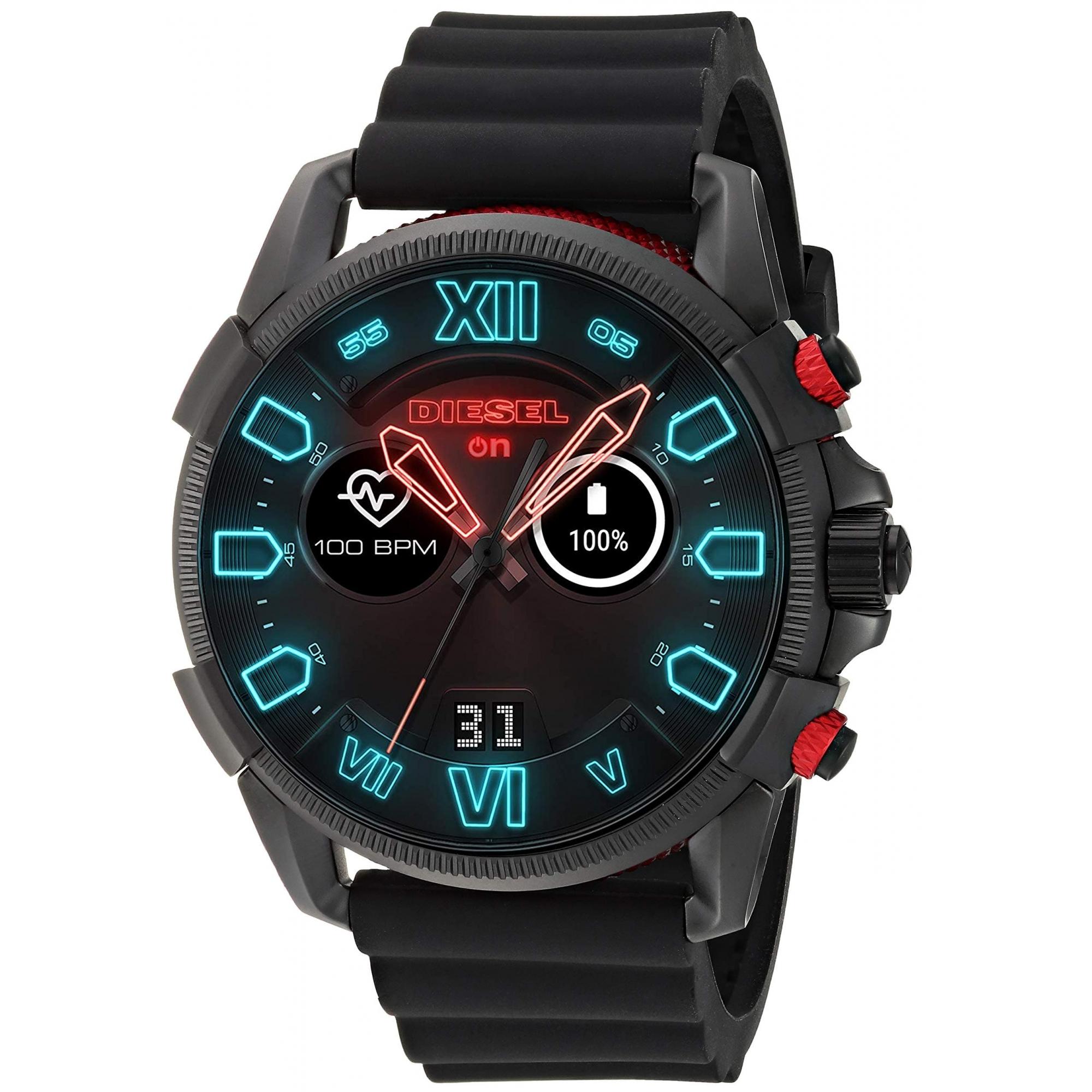 Relógio Smartwatch Diesel Masculino - On Full Guard 2.5 - DZT2010/8PI