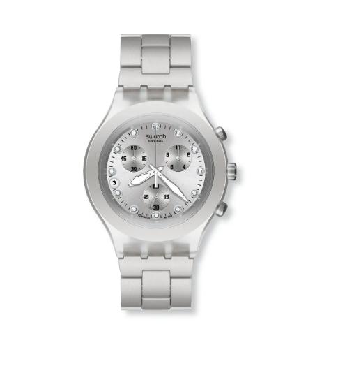 Relógio Swatch Prata SVCK4038G
