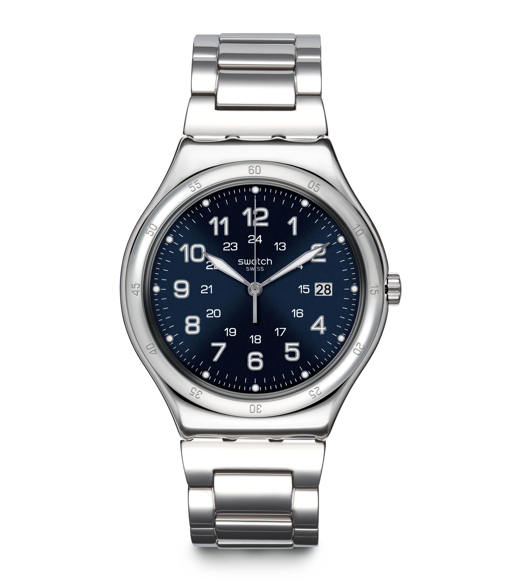 Relógio Swatch Blue Boat