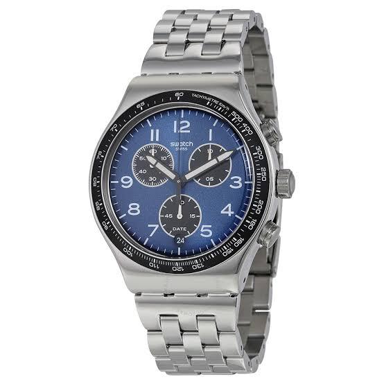 Relógio Swatch Boxengasse YVS423G