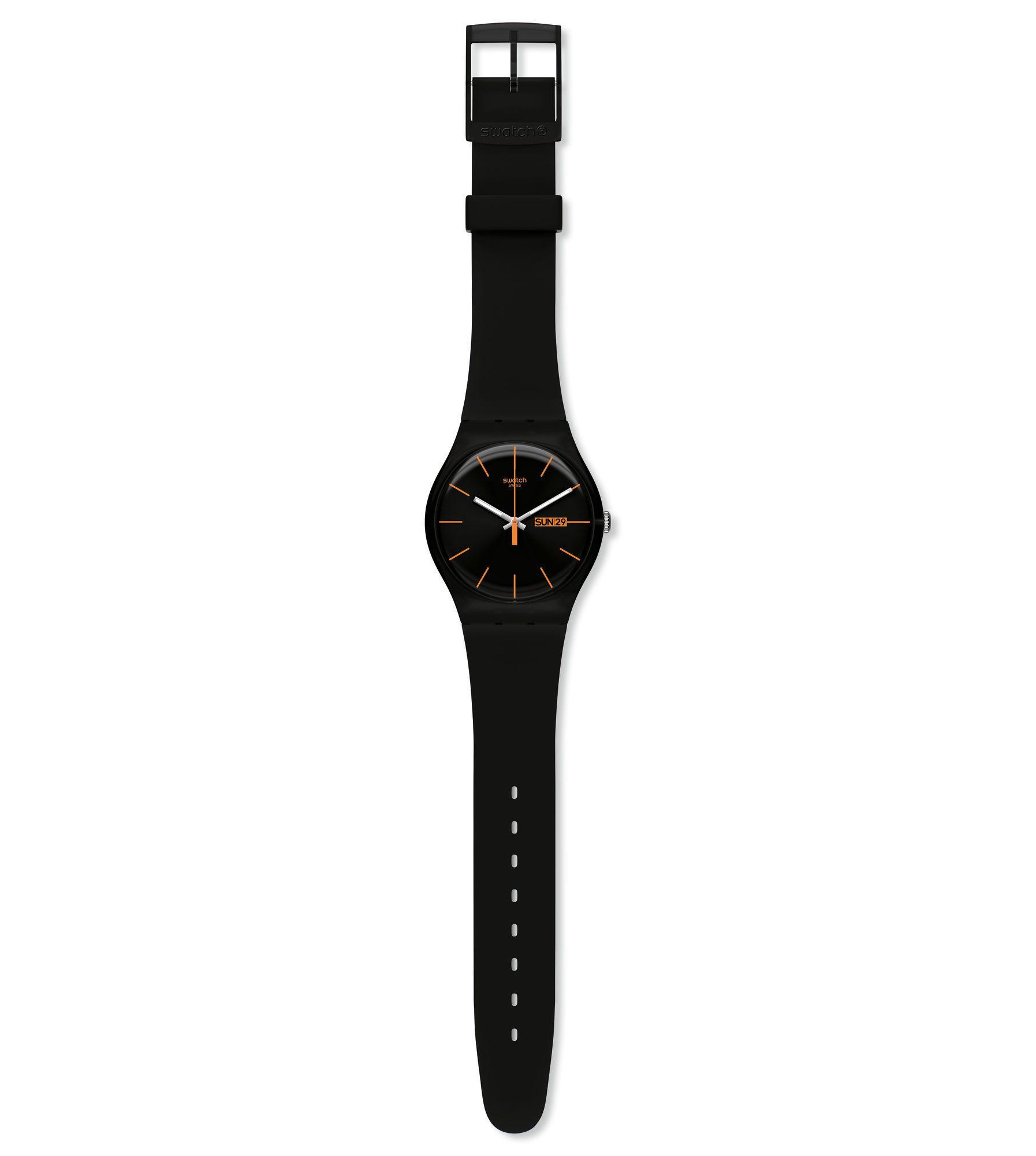 Relógio Swatch Dark Rebel