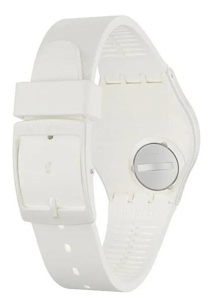 Relógio Swatch Feminino Branco - Sparklelight - GW199