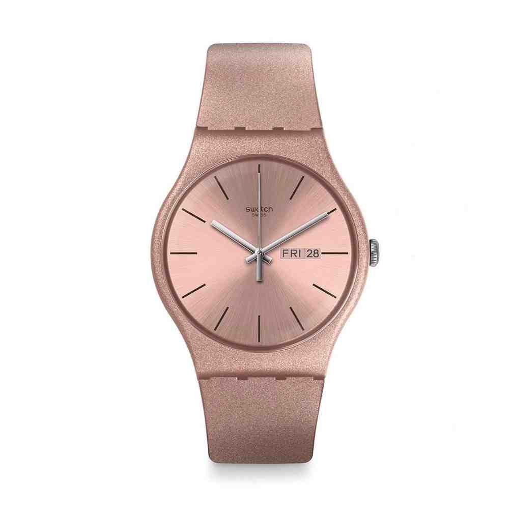 Relógio Swatch Feminino - Pinkbayang - SUOP704