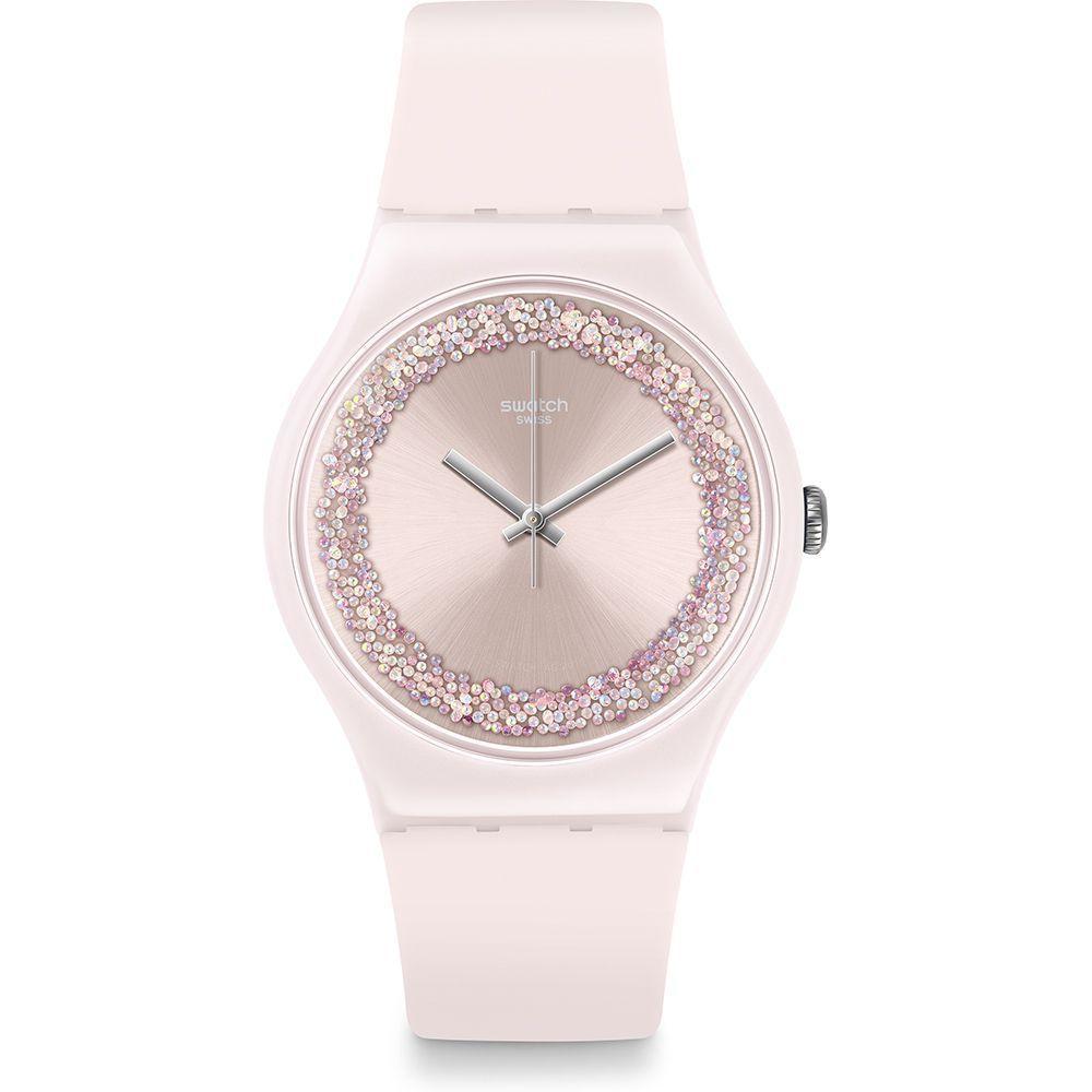 Relógio Swatch Feminino Pinksparkles - SUOP110
