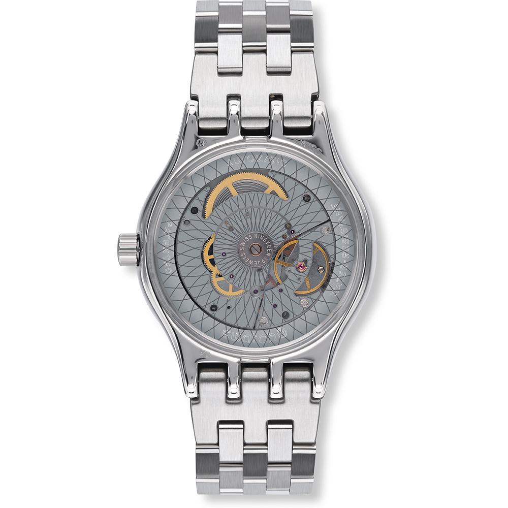 Relógio Swatch Masculino Azul - Sistem Boreal - YIS401G