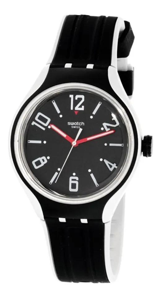 Relógio Swatch Masculino Preto - Peppe - YES1004