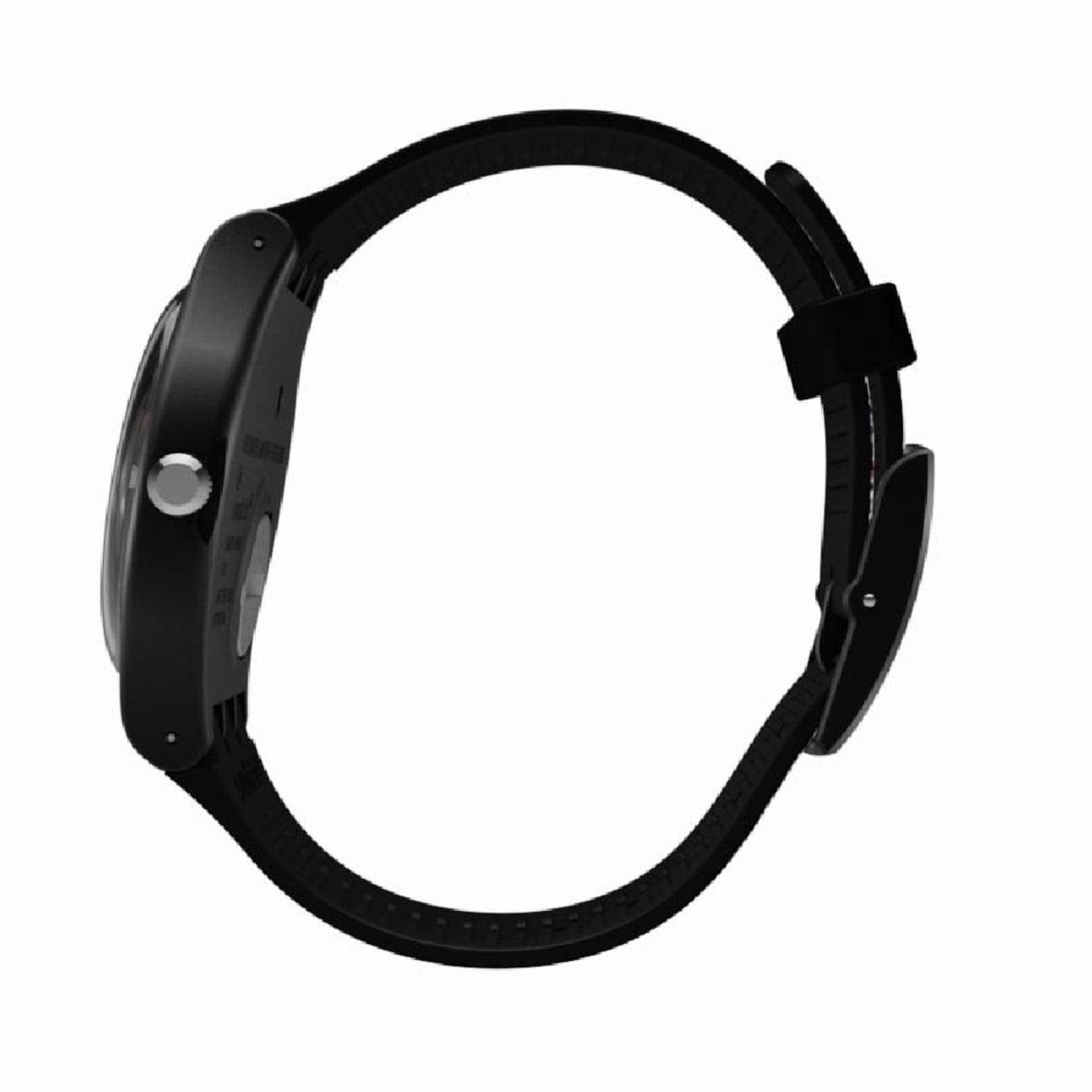Relógio Swatch Unissex Preto - Warmth - SUOB725