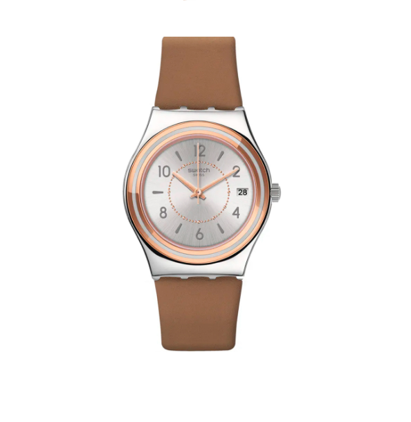 Relógio Swatch Feminino - Prata - YLS458