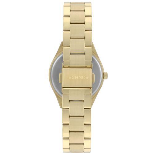 Relógio Technos Feminino Dourado - Boutique - 2036MNO/4P