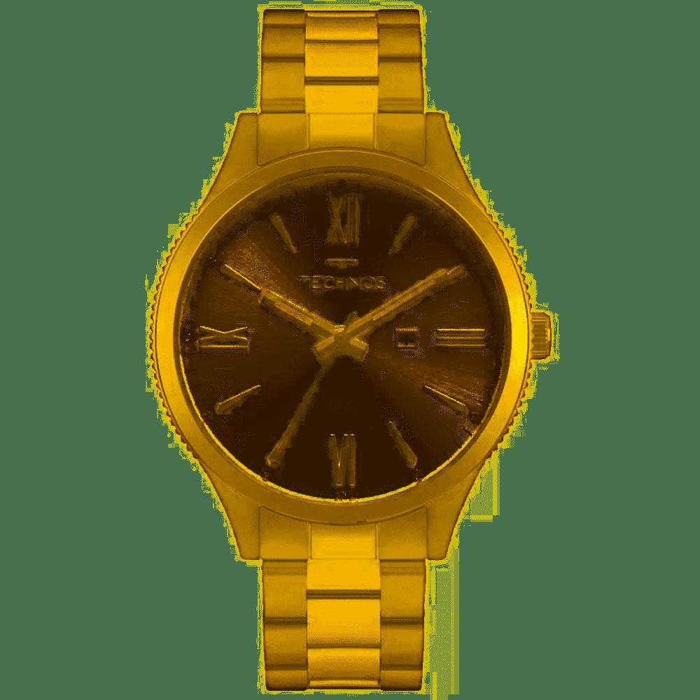 Relógio Technos Feminino Fashion Dourado