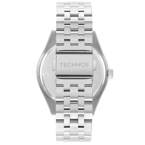 Relógio Technos Feminino Prata - 2015CEC/1K