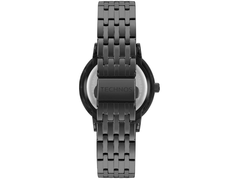 Relógio Technos Feminino Preto - Unique - 203AAE/4P