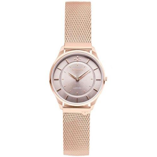 Relógio Technos Feminino Slim Rosé