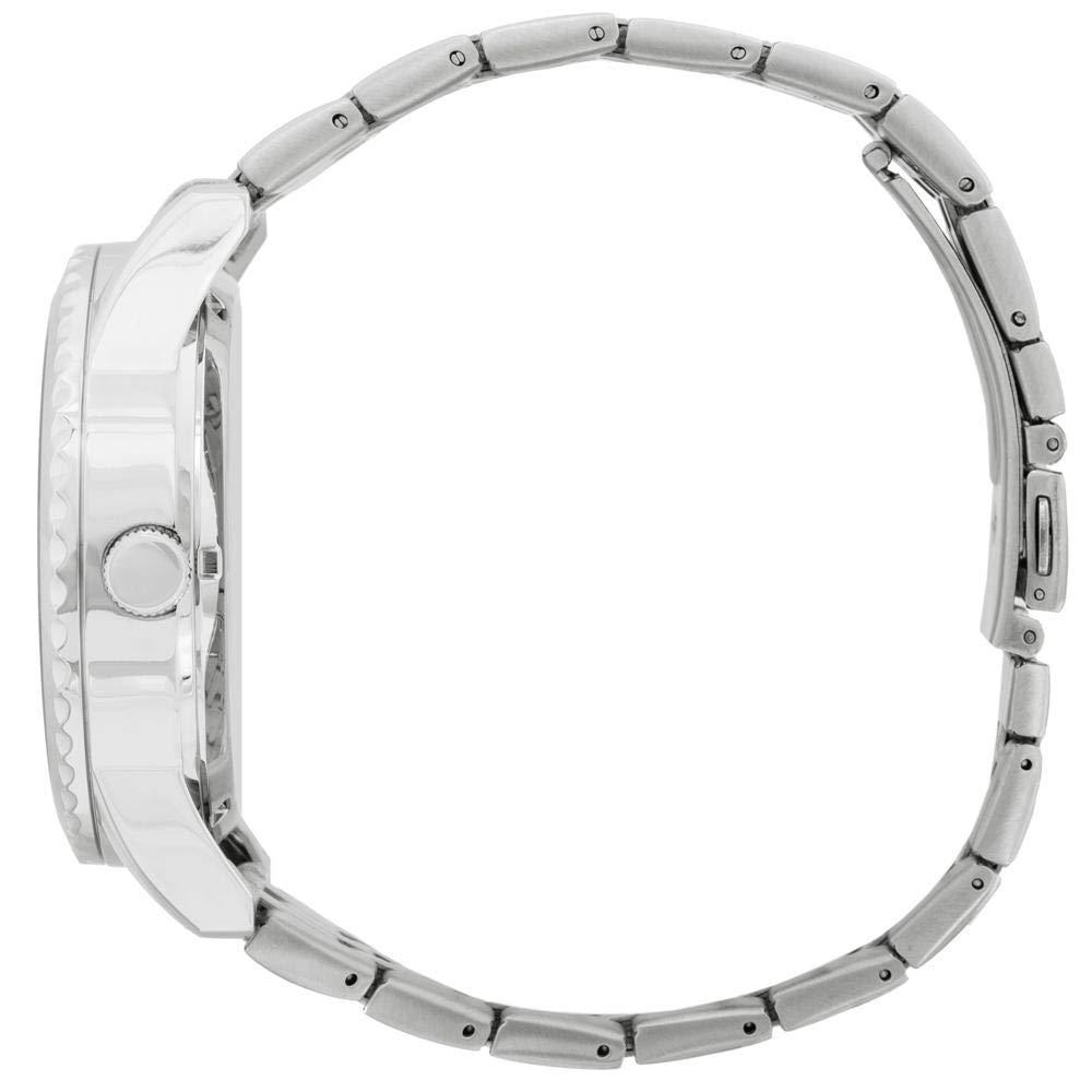 Relógio Technos Masculino Prata - Automático - 8205NM/1B