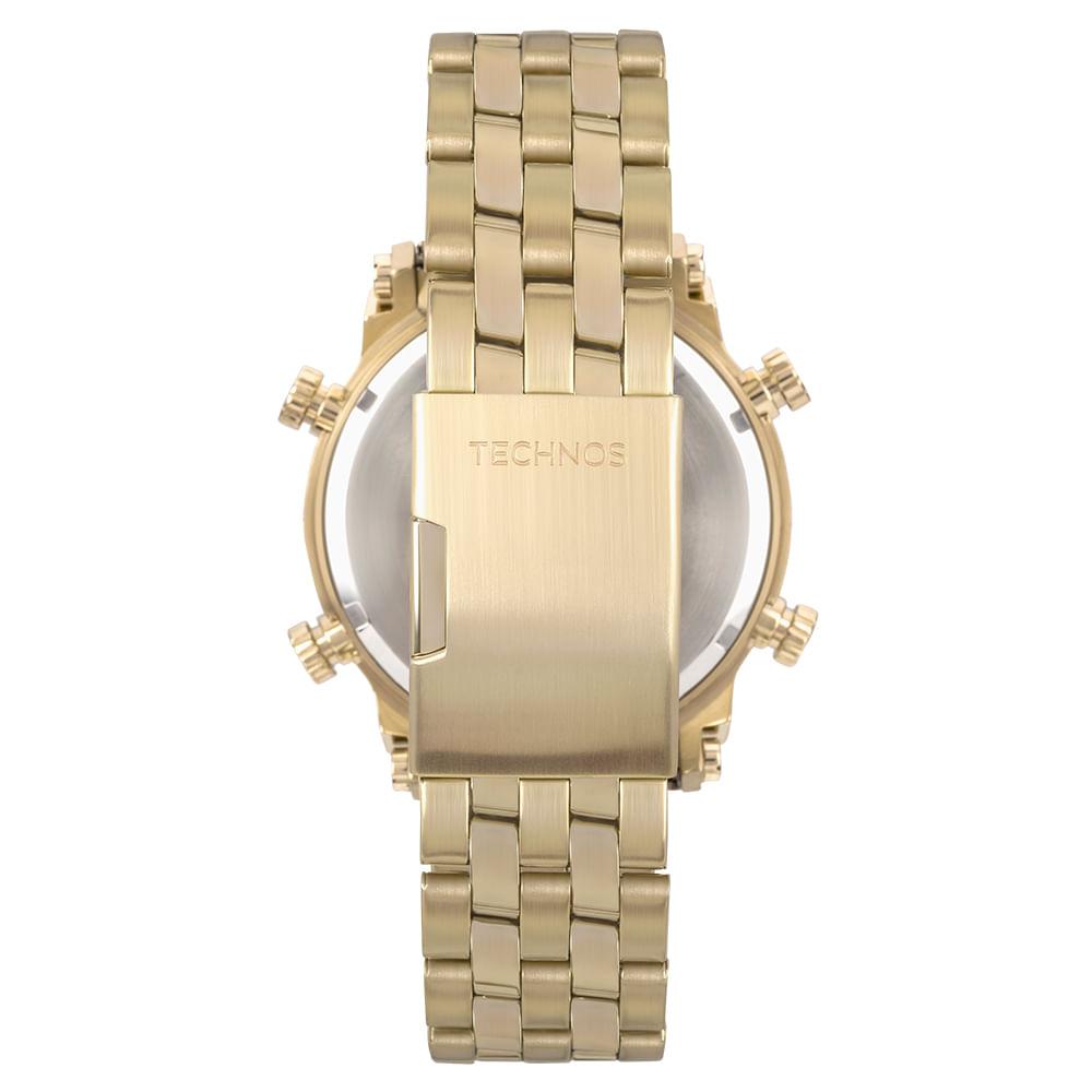 Relógio Technos Masculino Preto - Digital - BJK006AC/4P