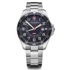 Relógio Victorinox Masculino Prata - Swiss Army - 241896
