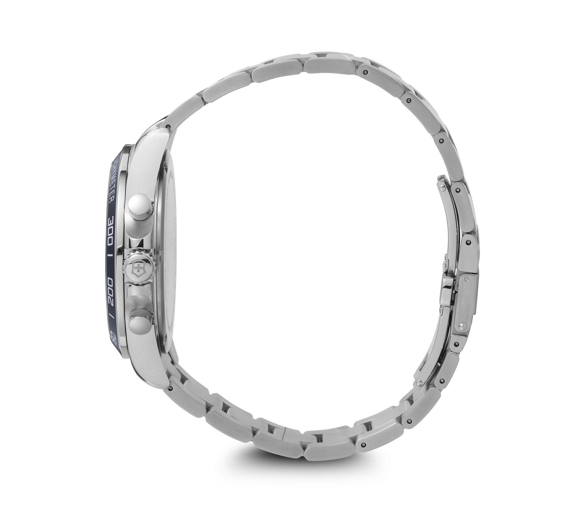 Relógio Victorinox Azul - Fieldforce Chrono - 241857