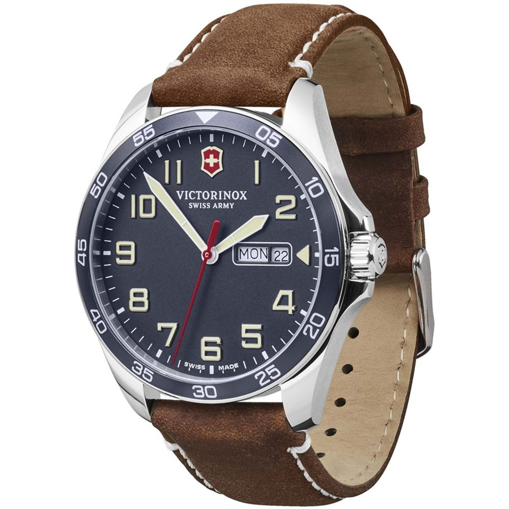 Relógio Victorinox  Masculino Azul - Fieldforce - 241848