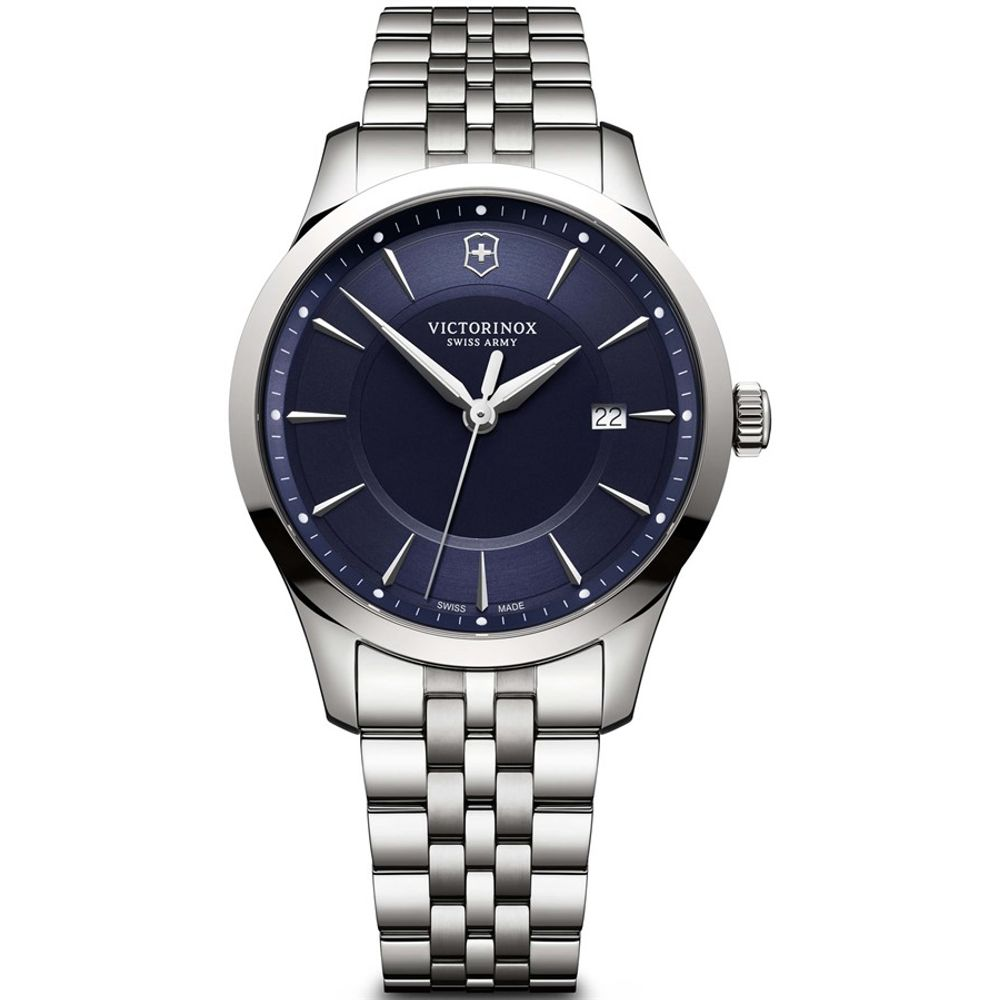 Relógio Victorinox Masculino Azul - VSA Alliance Large 40 - 241802