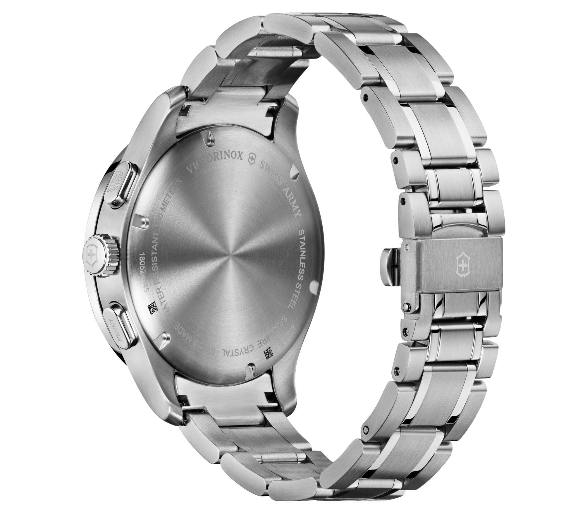 Relógio Victorinox Masculino Azul - VSA Alliance Sport - 241817