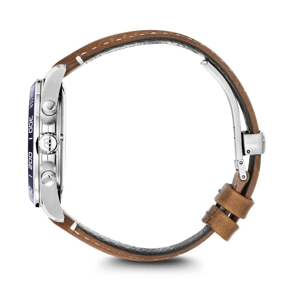Relógio Victorinox Masculino Branco - Fieldforce Classic Chronograph - 241900
