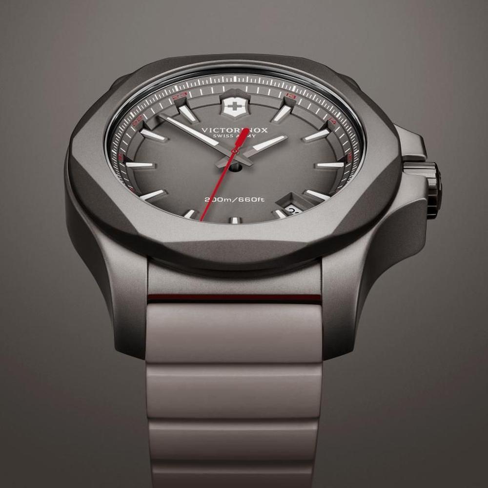 Relógio Victorinox Masculino Cinza  - Titanium - 241757