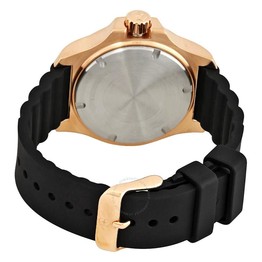 Relógio Victorinox Feminino Gold - VSA Inox aço Gold - 241808
