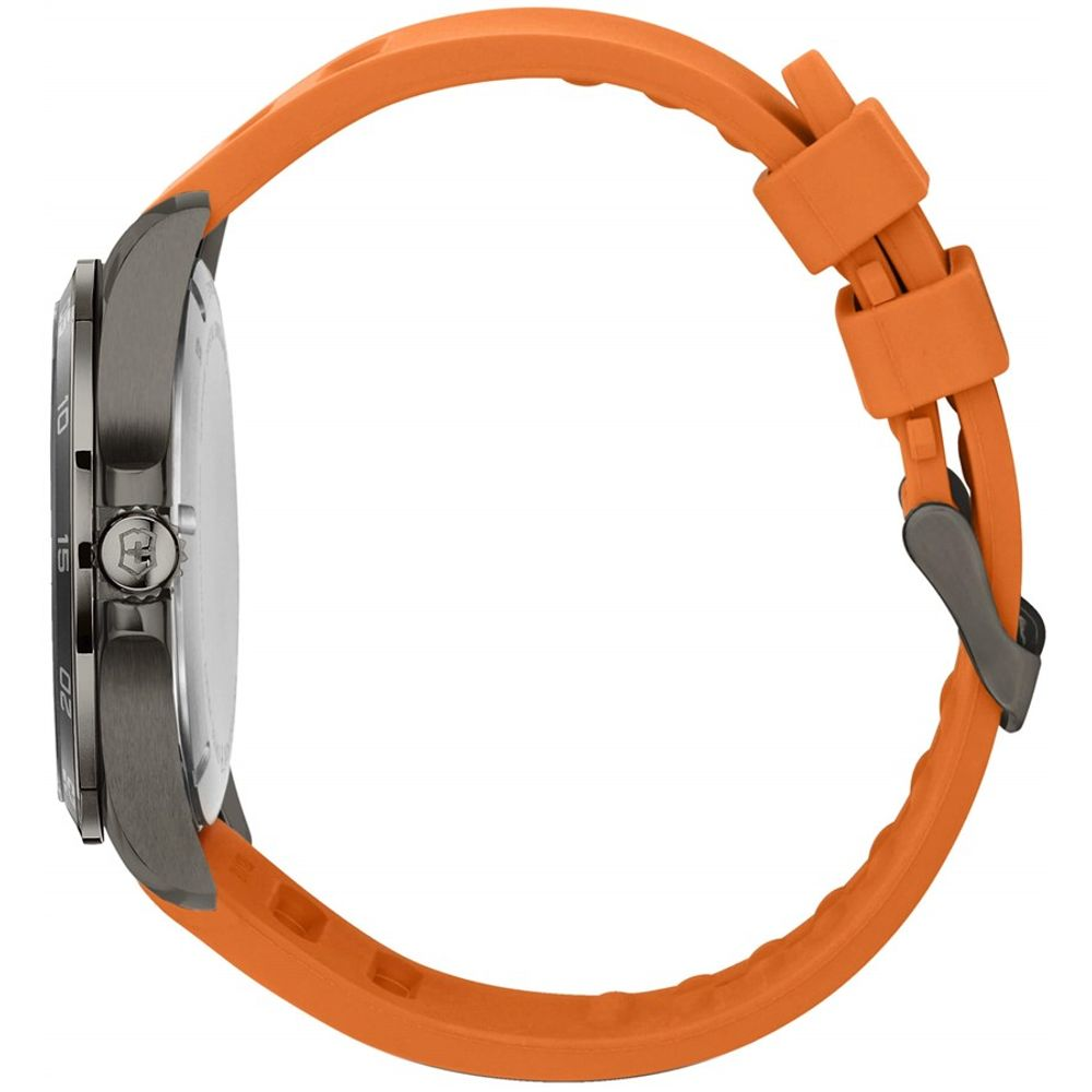 Relógio Victorinox  Masculino Laranja - Fieldforce GMT - 241897