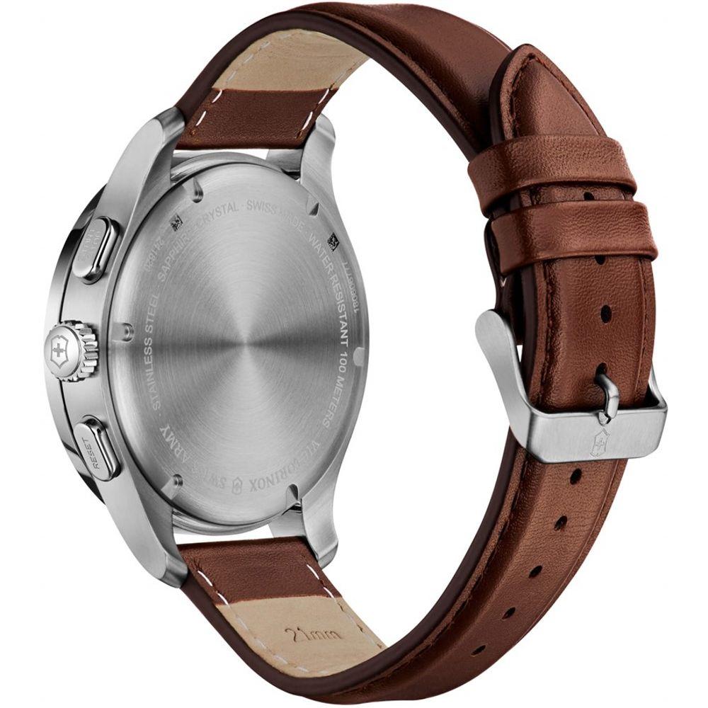 Relógio Victorinox  Masculino Marrom - Alliance Sport Chronograph - 241826