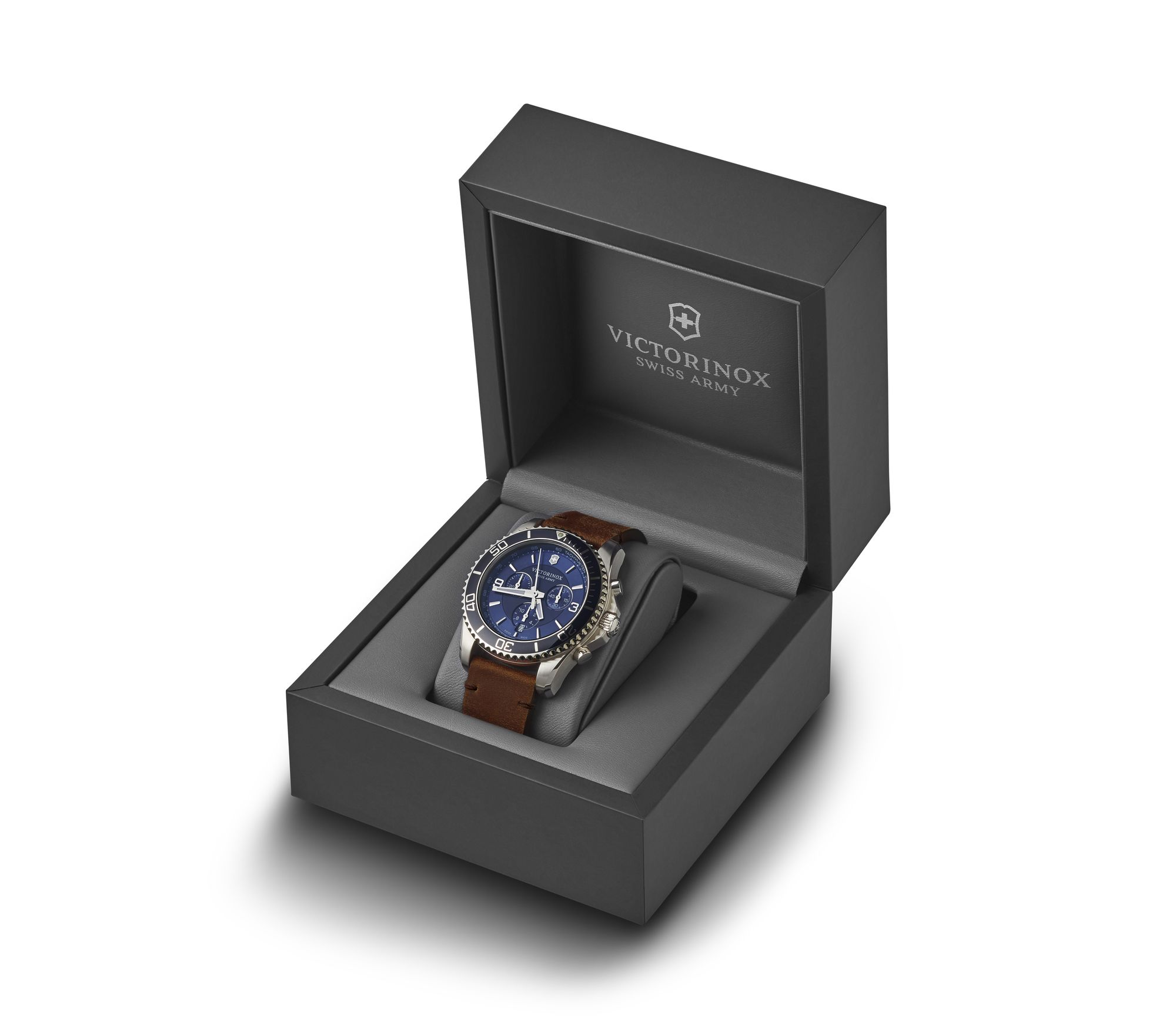 Relógio Victorinox Masculino Marron - Army Maverick - 241865