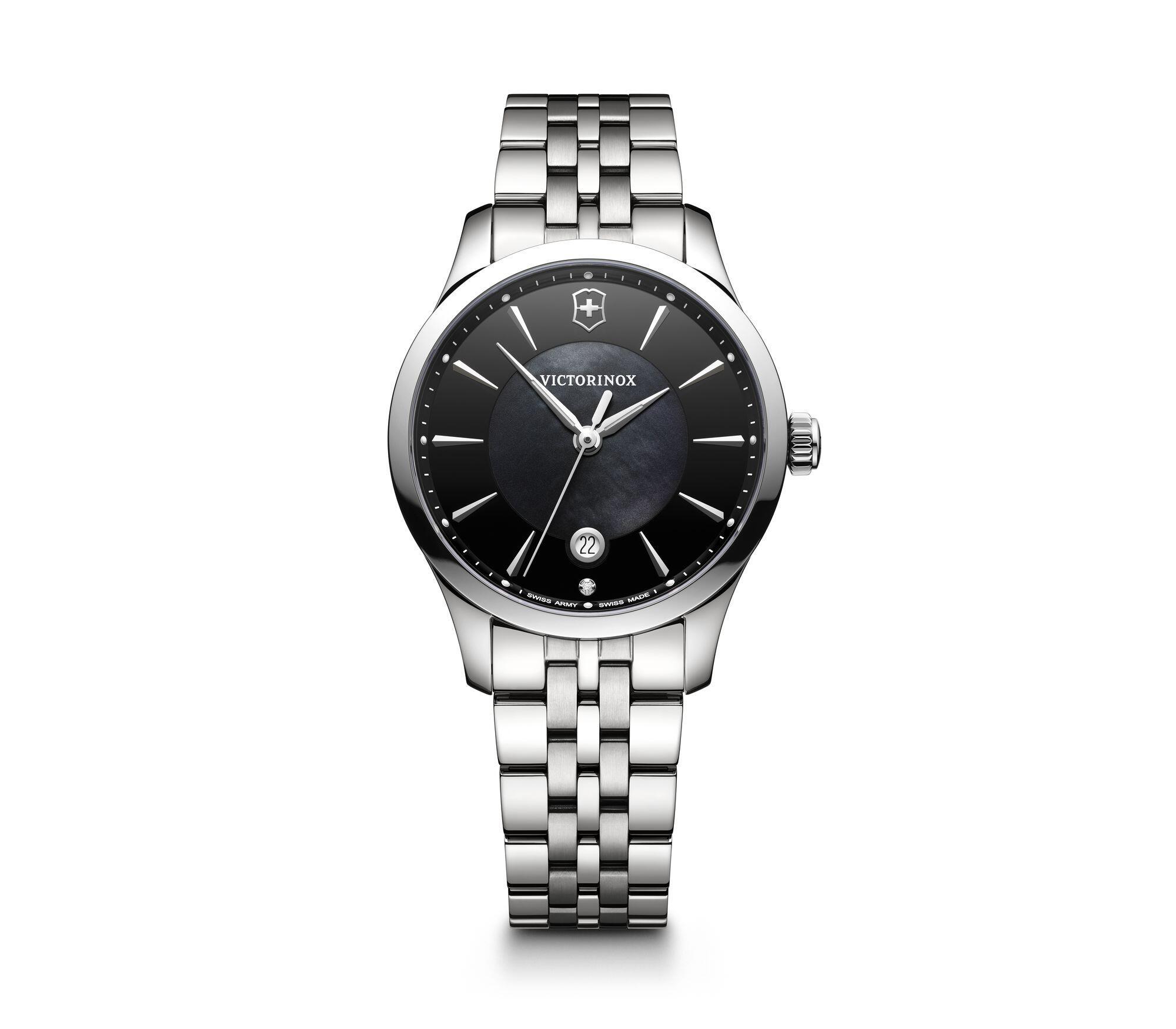 Relógio Victorinox Feminino Azul  - Alliance Small - 241751