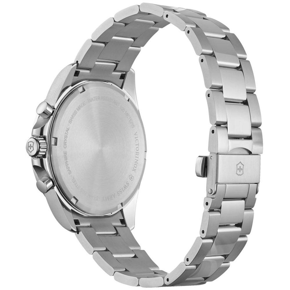 Relógio Victorinox Masculino Preto - Fieldforce Chronograph - 241855