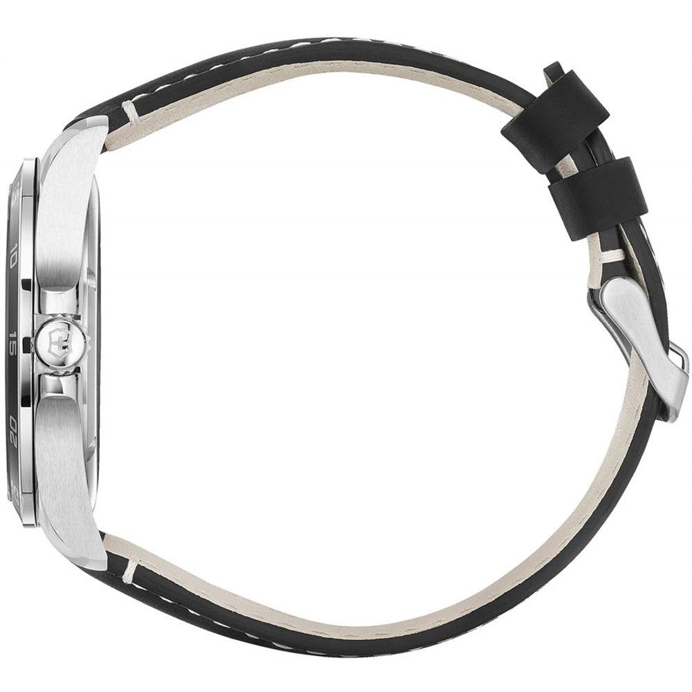Relógio Victorinox Masculino Preto - Fieldforce GMT - VSA - 241895
