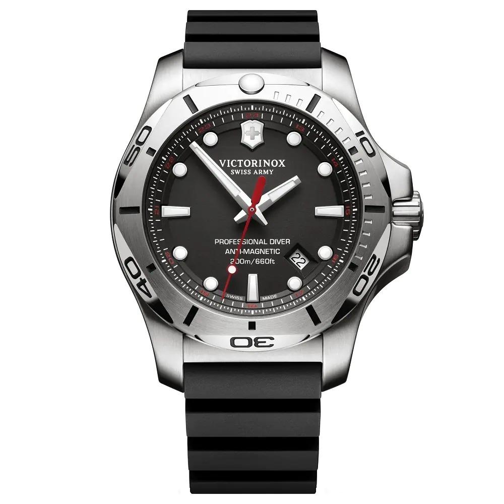 Relógio Victorinox Masculino Preto - Professional Diver - 241733