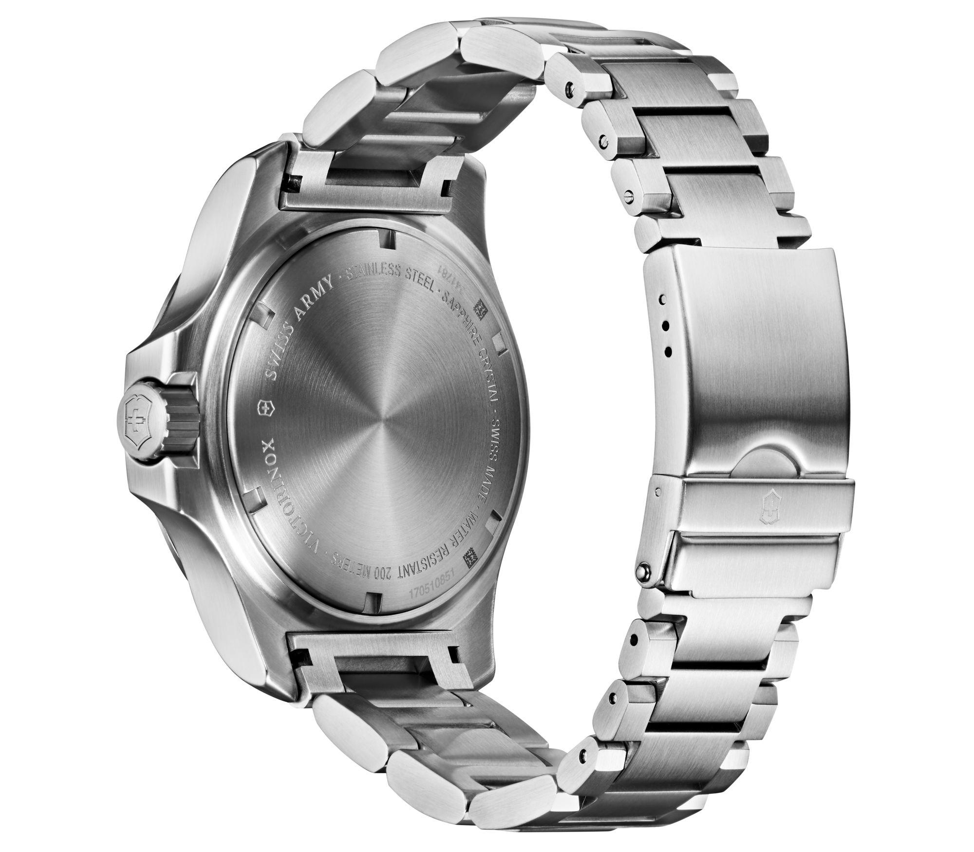 Relógio Victorinox Masculino Preto - Professional Diver - 241781