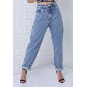 Calça Jeans Slouchy Naomi Pkd