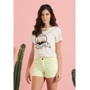 T-shirt Pkd Golden State Ecológica