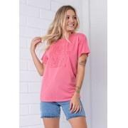 T-shirt Pkd You Glow Girl Rosa