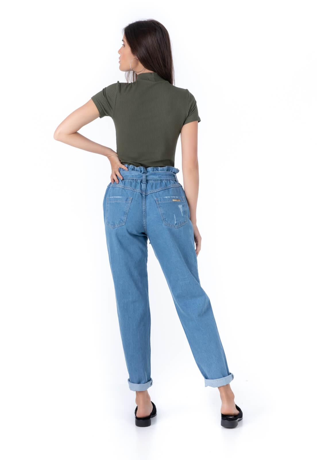 Calça Clochard PKD Destroyed Jeans