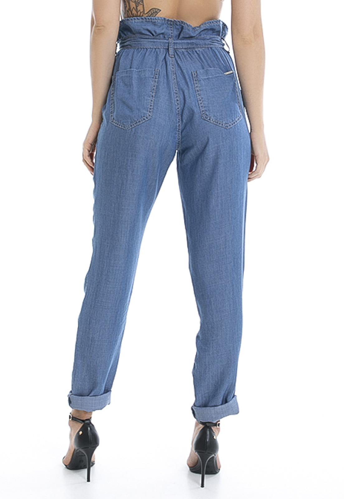 Calça Clochard Pkd Jeans