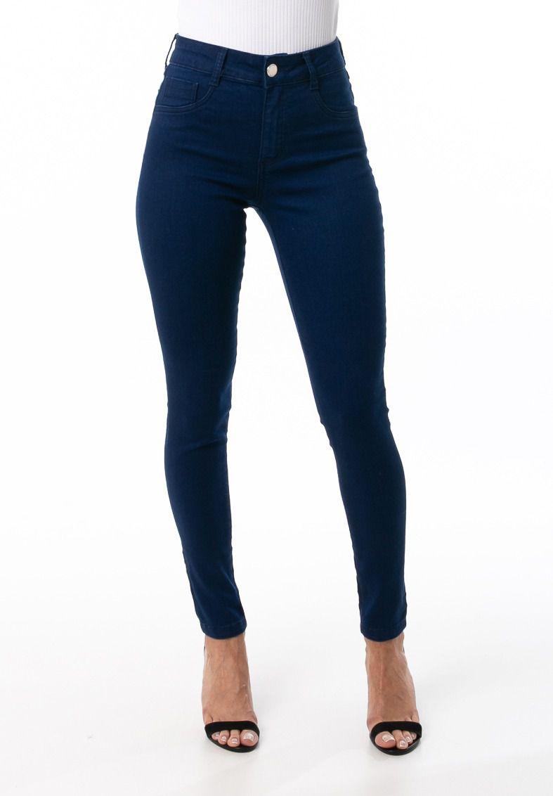 Calça Super Skinny Pkd Básica Jeans