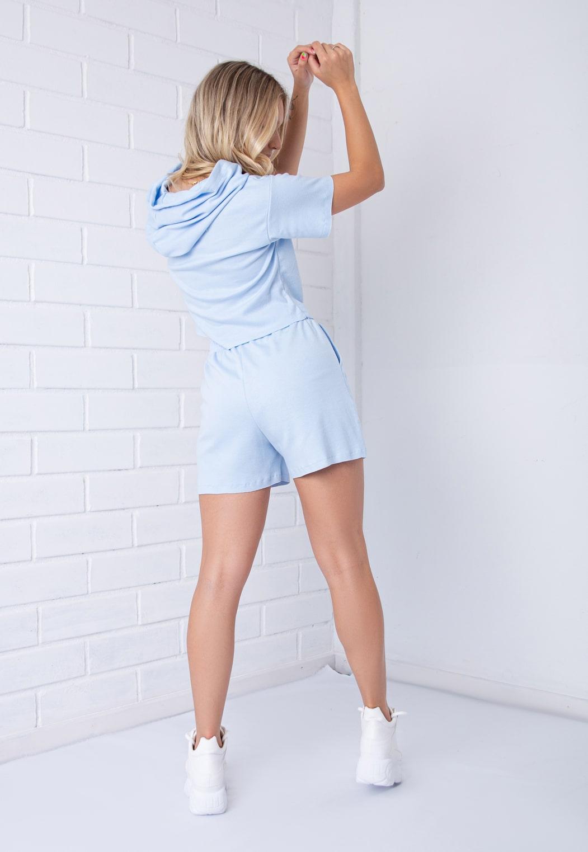 Conjunto Comfy Pkd Azul Céu