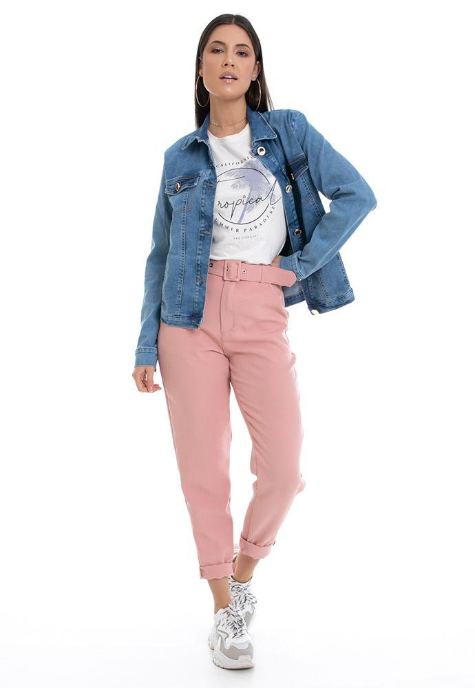 Jaqueta Pkd Slim Jeans