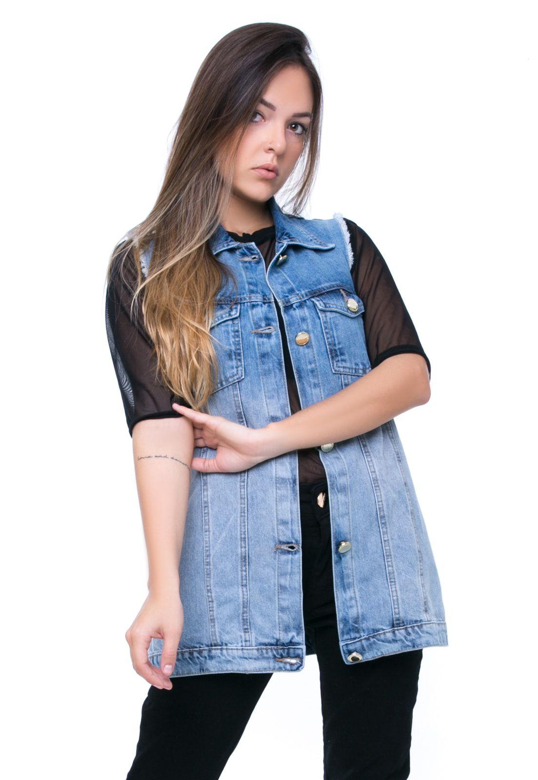 Maxi Colete Pkd Jeans