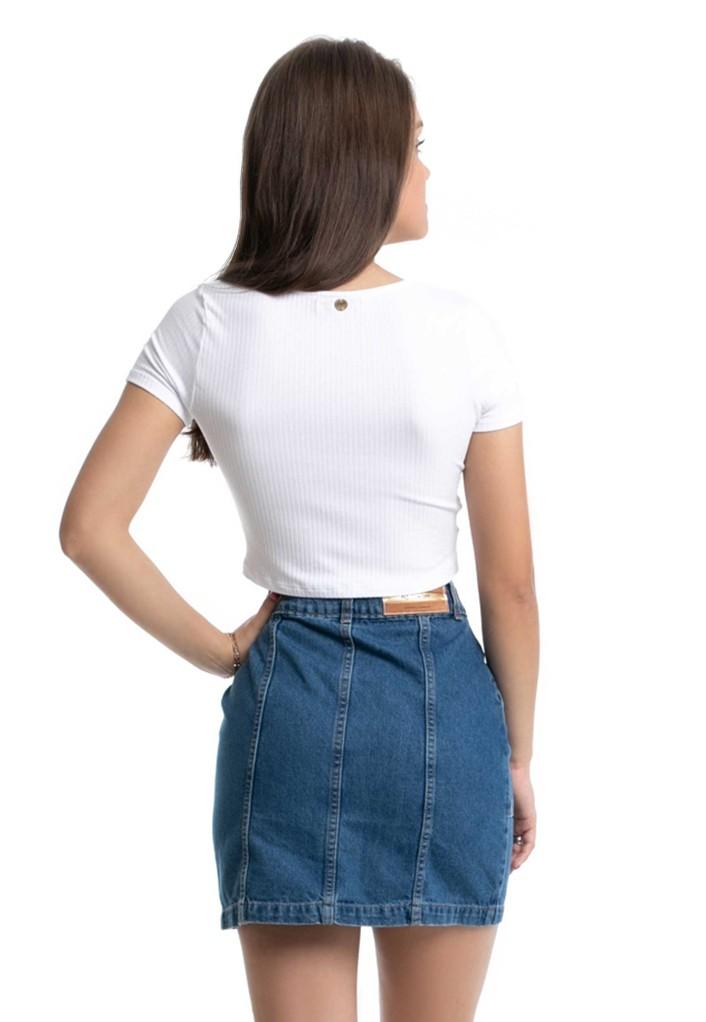Saia Vintage Pkd Jeans