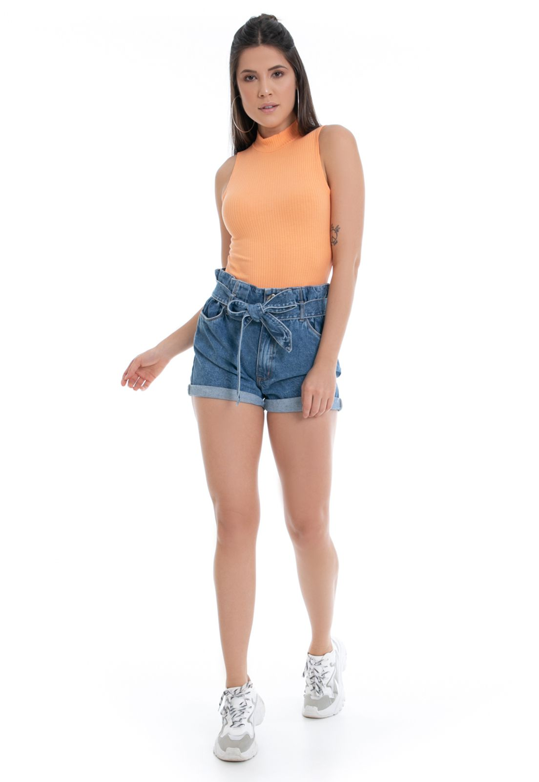 Shorts Clochard Pkd Jeans