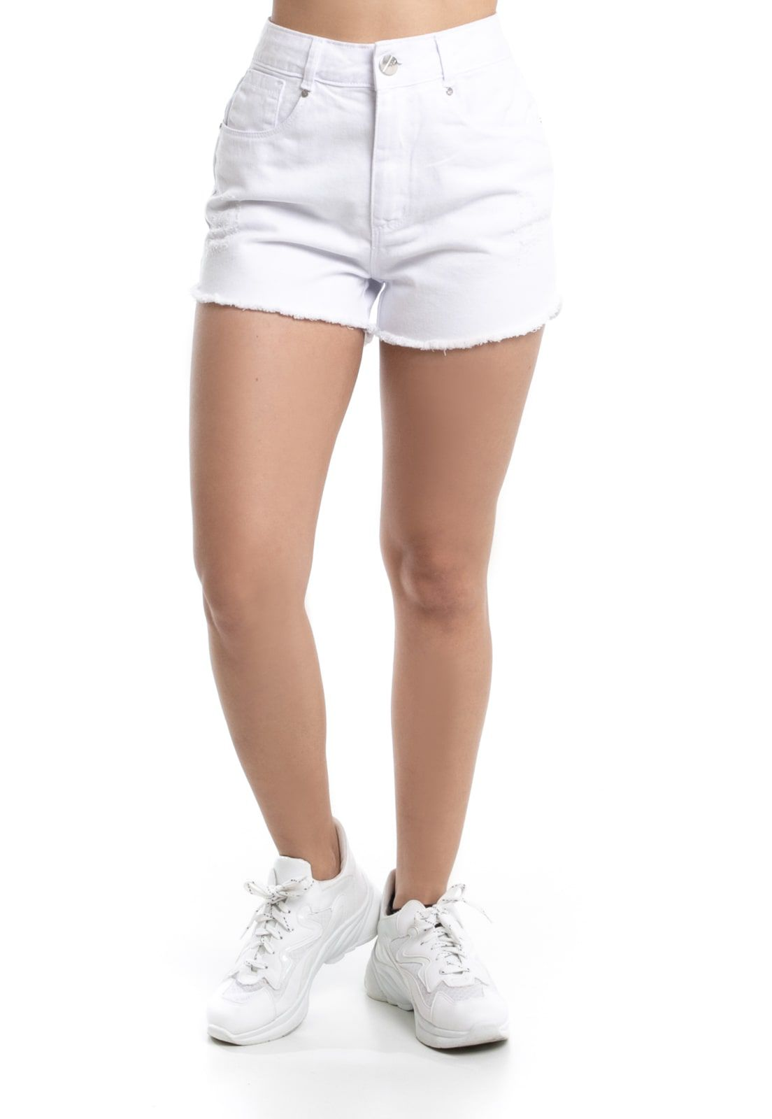 Shorts PKD Hot Pant Branco