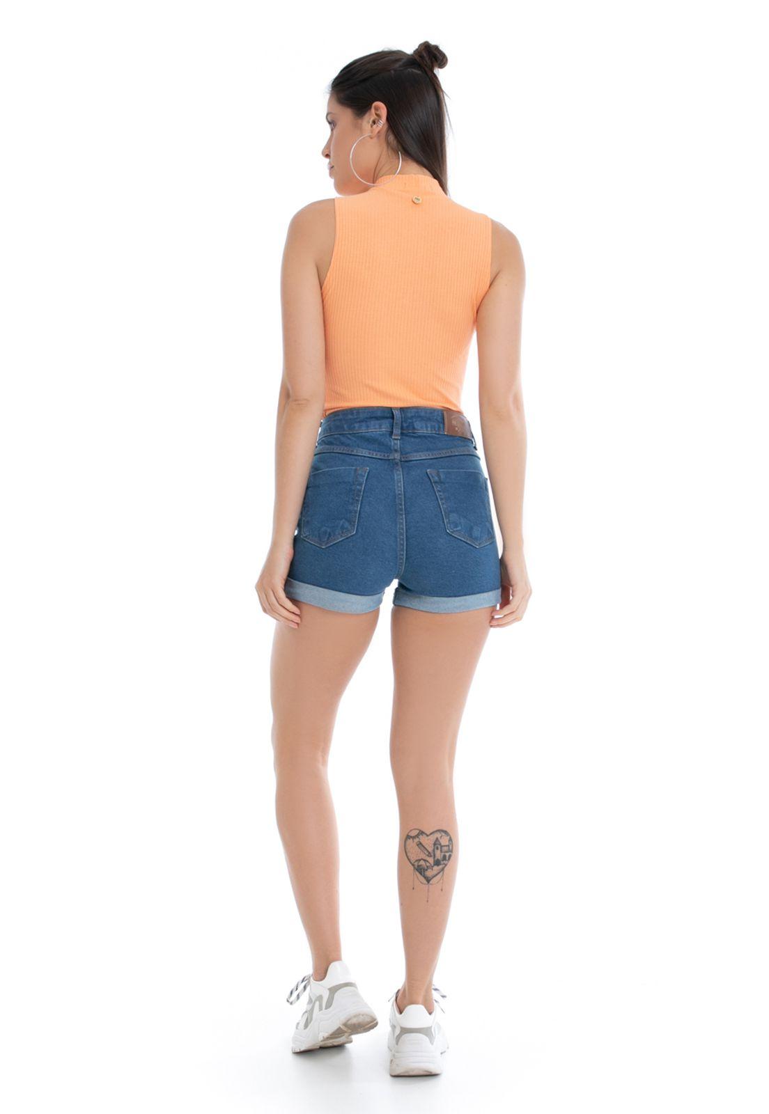 Shorts Pkd Hot Pant Vintage Jeans
