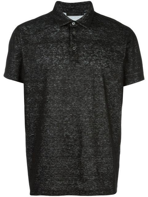 Camisa polo mangas curtas