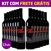 Kit 13 Garrafas - Fraga do Abade Tinto